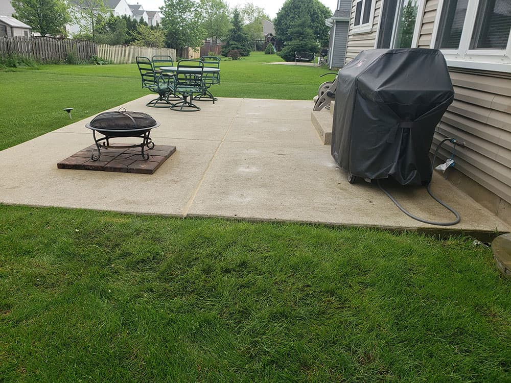 bartlett patio repair
