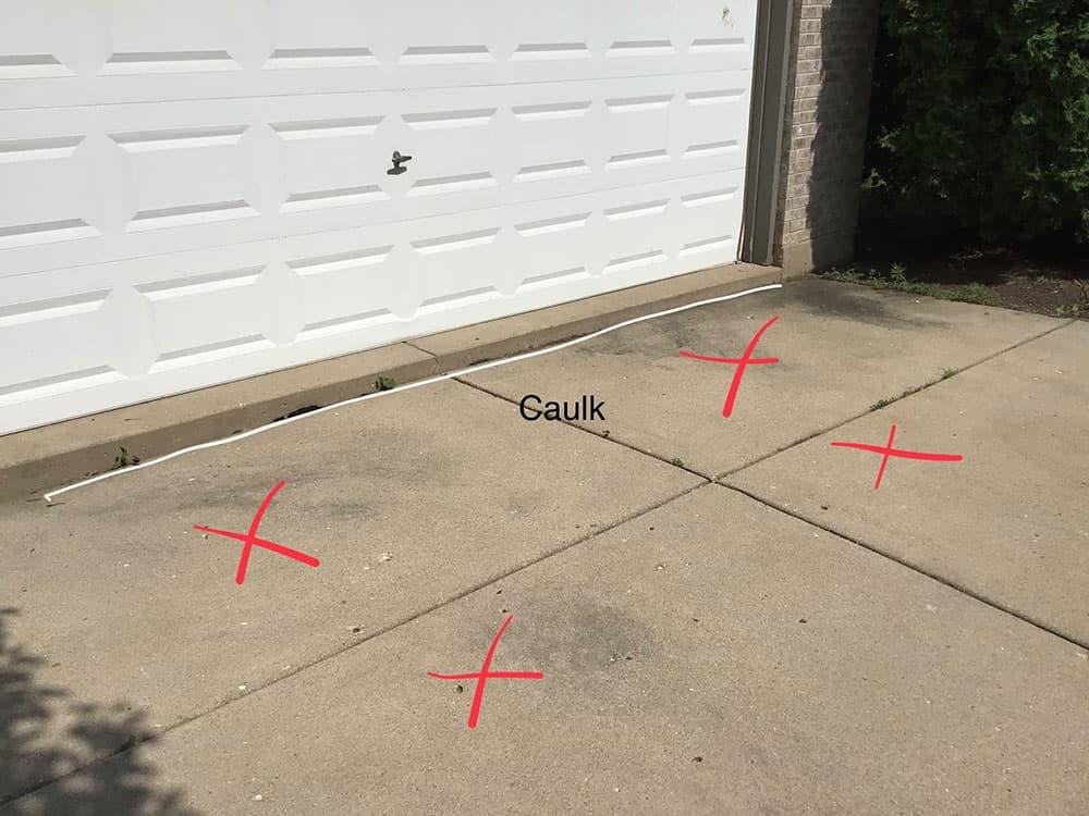 buffalo grove driveway repair