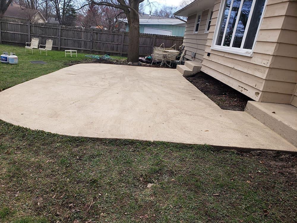 st charles patio repair 2