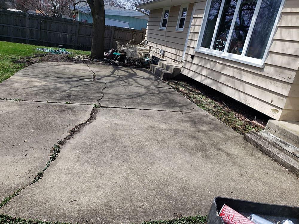 st charles patio repair